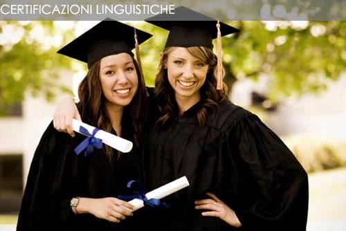 Certificazioni linguistiche